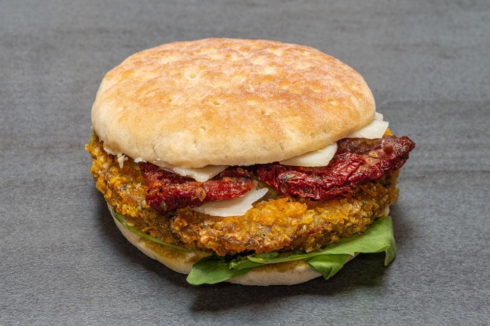 Dieter Hein Veggie Burger