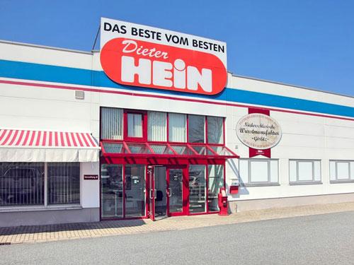 Dieter Hein Geschichte - Werk Görlitz